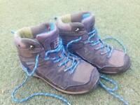 Boys size 2 karrimor walking/hiking winter boots