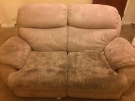 Fabric Recliner Sofa For Sale