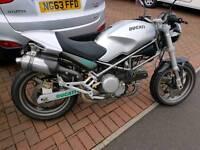Ducati m600 monster 2001