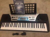 Yamaha PSR-170 61-Key Electronic Keyboard