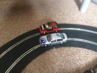 Scalextric 2 car set