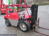Manitou Buggy 4RM 20HP Forklift