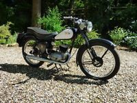 BSA Bantam Major D3