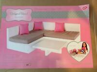 Design a friend Doll Sofa - brand new - designa friend