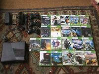 Xbox 360 slim 250GB great condition
