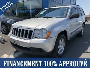 2008 Jeep Grand Cherokee Laredo 4X4**61$/SEM*FINANCEMENT 100% AP