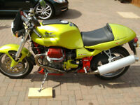 Moto Guzzi V11 the best ever factory cafe racer