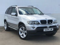 2004 04 BMW X5 3.0 SE DIESEL 5 DOOR ESTATE