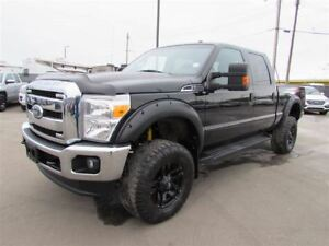 2012 Ford F-250 XLT Lifted diesel