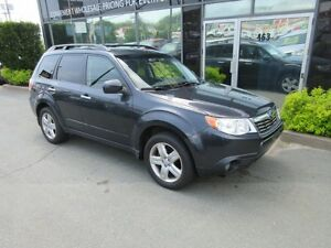 2009 Subaru Forester AWD W/ LEATHER & ALLOYS