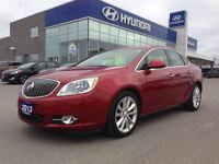 2013 Buick Verano Leather/Sunroof