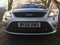 Ford Focus st3 facelift