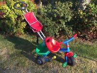 Kids Berchet Trike