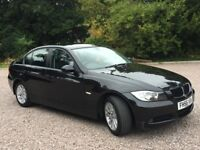 QUICK SALE WANTED! STUNNING 2007 BMW 3 Series 2.0 318i Petrol Manual 4 Door Saloon
