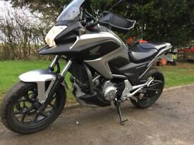 Honda NC700 excellent condition