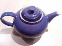 Large Le Creuset high quality brand stoneware teapot - NEVER USED