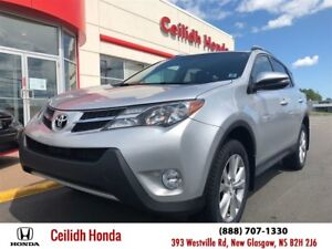 2014 Toyota RAV4 Limited | Off Lease