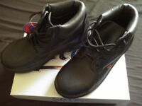 ladies safety boots size 3 new