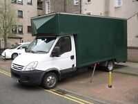 Removal Services and Relocation -07934112706 Man With Van Dundee House and Flat removals