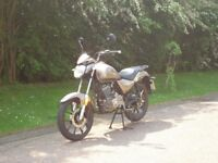 LEXMOTO Oregon 125.Excellent condition,