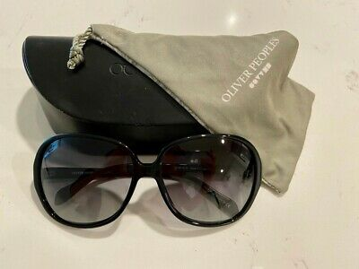 OLIVER PEOPLES SUNGLASSES ISOBEL OV5110-S 1005/11 BLACK POLARIZED 63[]15 135 (Oliver Peoples Black Sunglasses)