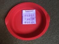 New Tupperware Silicone Oven Form