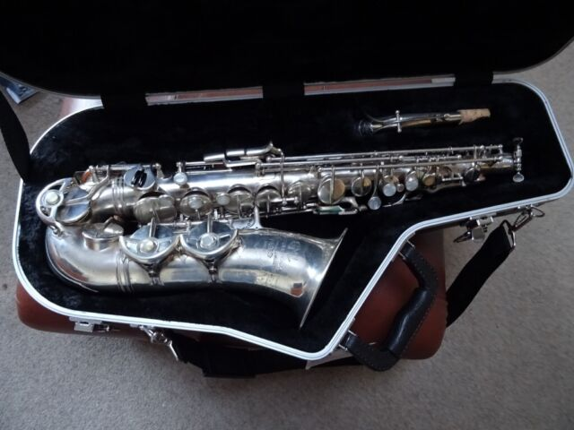 1954 SML REV D NICKEL SILVER ALTO, OVERHAULED & RE-PADDED MARCH 2019 | in  Lytham St Annes, Lancashire | Gumtree