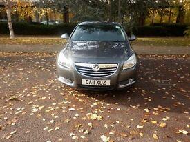 Vauxhall Insignia Sri/ PCO Registered.