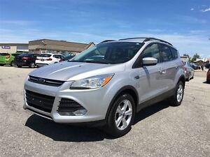 2013 Ford Escape SE/CARPROOF CLEAN/HEATED SEATS/ECOBOOST