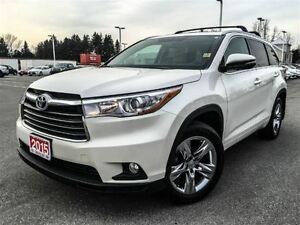 2015 Toyota Highlander LIMITED+XTRA WARRANTY-2020!!!