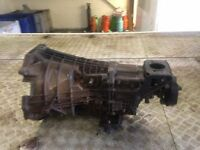 ford transit 2.4 rwd gear box