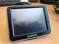 "Garmin Nuvi 2200 3.5"" Sat Nav with UK and Ireland Maps"