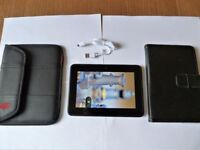 Amazon Kindle Fire HD 7 -16GB -BLACK Rear Camera, Wi-Fi, Bluetooth, Good Condition & Working Order