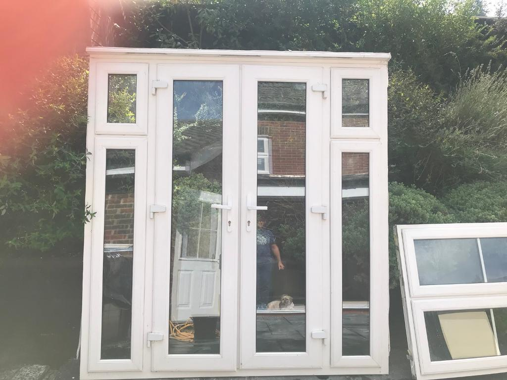 Upvc French Doors In Hedge End Hampshire Gumtree