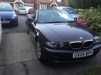 BMW 318Ci SE convertible