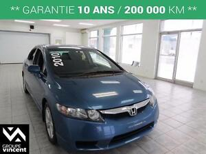 2010 Honda Civic Sport **PORT USB**