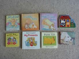 Selection of Baby / Toddler Board Books
