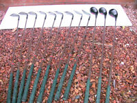 Barber US Tour Pro Golf Clubs