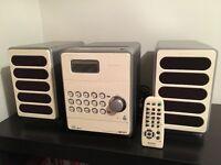 Sony CMT-DC1 micro hi-fi system