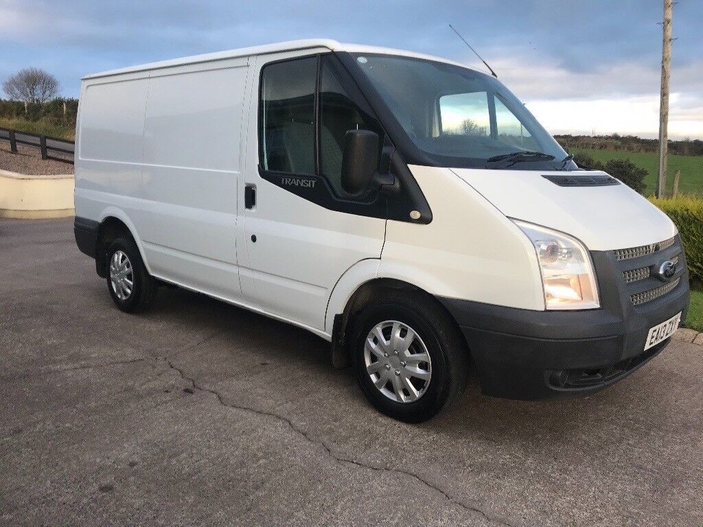 f62ade096a 2013 Ford Transit 100 T260 FWD. Dungannon