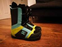 DC scout BOA snowboard boots UK8.5 Offers