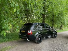 Range Rover Sport Stormer