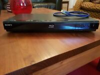 SONY BDP - S350 Blu-Ray player for sale