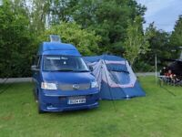Volkswagen, VW TRANSPORTER T5 High Top Campervan, 2004, 1.9TDi 128k