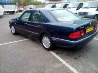 Mercedes E240 automatic petrol £495