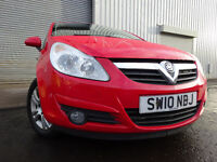 💥010 VAUXHALL CORSA ENERGY 1.2,MOT AUG 017,FULL HISTORY,2 KEYS,1 OWNER,,VERY LOW MILEAGE CAR