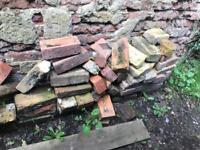Bricks of varying size