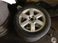 Ford Focus/connect alloy wheels