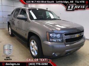 Used 2011 Chevrolet Avalanche LT-4WD-Leather,Sunroof, Rear Camer
