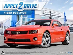 2013 Chevrolet Camaro 2SS 6.2L with 6 Speed Manual Transmission